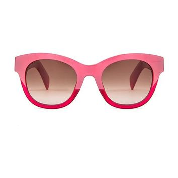 Wildfox Couture Monroe Sunglasses in Red