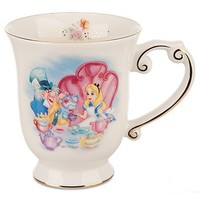 Alice in Wonderland Tea Mug | Mugs | Disney Store