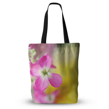 """Beth Engel """"Lucky One"""" Floral Photography Everything Tote Bag"""