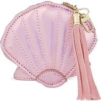 SKINNY DIP - Sea shell coin purse | Selfridges.com