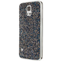 Galaxy S5 Crystal Battery Cover (Blue)