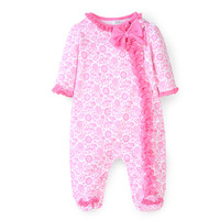 2015 Baby Boys&Girls Rompers Newborn Spring Long Sleeve One-Pieces Clothes 100%Cotton Infantil Jumpsuit Colorful Baby Clothing