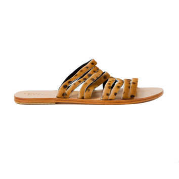 Cabin & Cove Row Slide in Leopard
