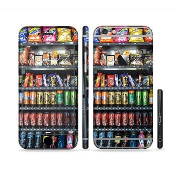 The Vending Machine Sectioned Skin Series for the Apple iPhone 6s