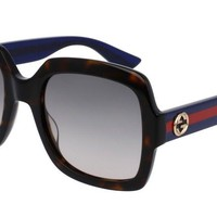 Authentic Gucci Women's Sunglasses GG0036S