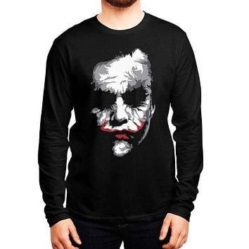 Heath Joker Full Sleeves T-shirt