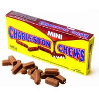 Mini Charleston Chews Candy 4-Ounce Packs: 12-Piece Case