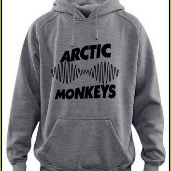 artic monkeys custom crewneck hoodie for unisex