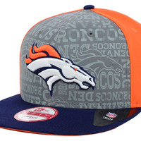 Denver Broncos 2014 NFL Draft 9FIFTY Snapback Cap