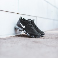 kuyou Nike Air VaporMax Flyknit 2 - Black/White