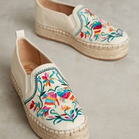 Sam Edelman Embroidered Carrin Espadrilles
