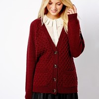 New Look Boyfriend Cardigan