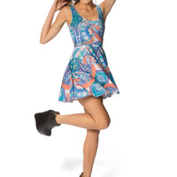 Zodiac Scoop Skater Dress - LIMITED