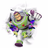 Toy Story Movie Poster Decor 4185