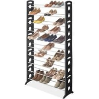 Whitmor Floor Shoe Tower for 50 Pairs - Walmart.com