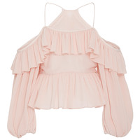 Keppel Pleat Top | Moda Operandi
