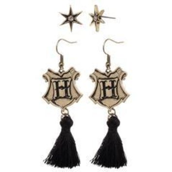 Harry Potter Earrings Harry Potter Gift for Girls - Harry Potter Jewelry Harry Potter Accessories - Harry Potter Fashion