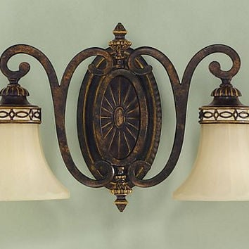 Feiss Edwardian Vanity Light - VS11202-WAL