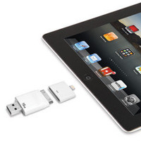 The Only Read And Write iPad Flash Drive - Hammacher Schlemmer