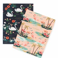 Birds of a Feather Notebook Set by RIFLE PAPER Co. | Made in USA