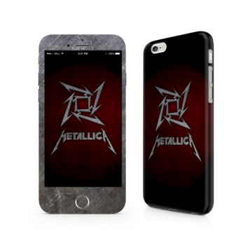 Metallica iPhone 6/6 Plus Skin