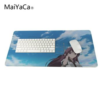 Kantai Anime Collection Mouse Pad Great Game Optical Mouse Pad Anime Mouse Computer Keyboard Great Mouse Pad Gaming Notebook Mat