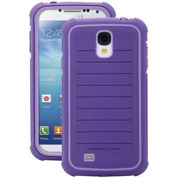 Body Glove Samsung Galaxy S 4 Shocksuit Case(plum And Lavender)