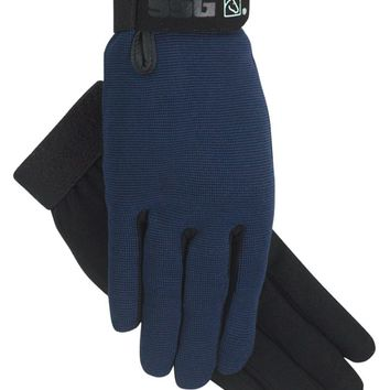 SSG All Weather Riding Glove - Navy