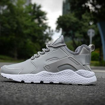Nike Air Huarache 3 Grey Men and Women running shoes 36-44