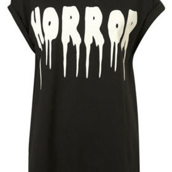 Tall Horror Tee - New In This Week  - New In