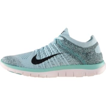 brand new 1647b 8dbc0 Nike Women's Free 4.0 Flyknit Running Shoe - Grey/Mango/Black | DICK'S  Sporting Goods