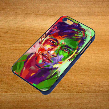 colorful neymar For iPhone 4 / 4S Case *76*