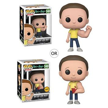 POP! Animation: Rick and Morty Sentient Arm Morty