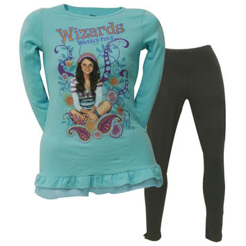 Wizards Of Waverly - Girls Youth Tunic w/ Leggings