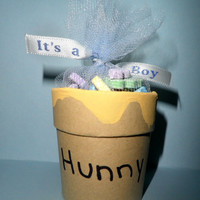 10 Disney Winnie the Pooh Baby Shower or Party Favors