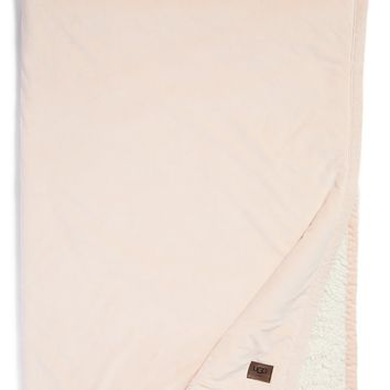 UGG® Bliss Faux Shearling Throw | Nordstrom