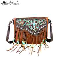 MW316-8287 Montana West Spiritual Collection Crossbody Bag