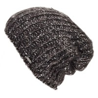 Junior Women's Volcom 'Peek of Chic' Beanie - Black
