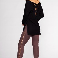 Leave No Trace Leggings - Mauve