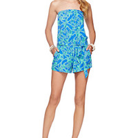 Colleen Romper - Lilly Pulitzer