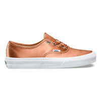 Satin Lux Authentic | Shop At Vans