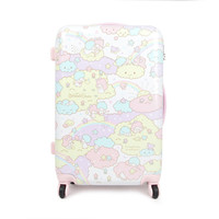 "Little Twin Stars 23"" Suitcase: Clouds Collection"