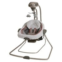 Graco DuetConnect LX Swing + Bouncer - Finley