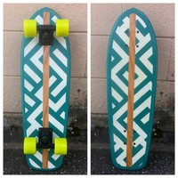 The Rufio Cruiser Skateboard, by Salemtown Board Co. - Salemtown Board Co. on Taigan