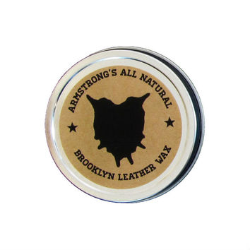 Armstrong's All Natural Leather Wax - Neutral