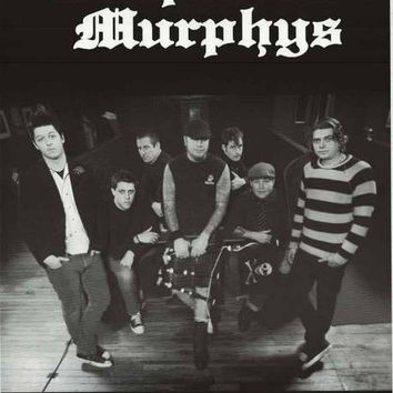 Dropkick Murphys UK Tour Poster 24x34