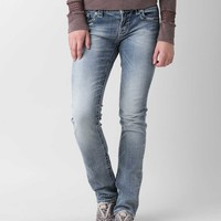 Miss Me Easy Straight Stretch Jean