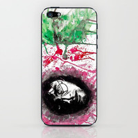 """The Past Stays with You: Harry Potter"" iPhone & iPod Skin by Trinity Bennett 
