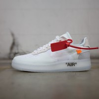 spbest NIKE AIR FORCE 1 LOW OFF-WHITE