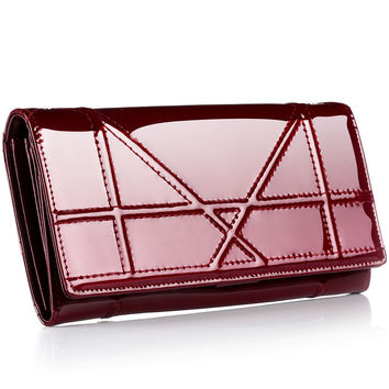 Stylish Casual Ladies Leather Bags Wallet [9338144327]
